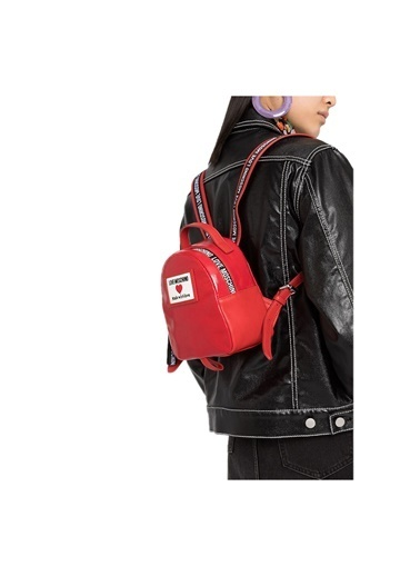 Love Moschino   Çanta Kadın Çanta Jc4032Pp1Clc150A Kırmızı